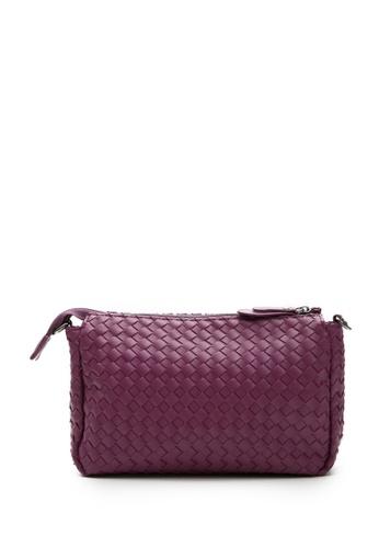 ACEXSPADE purple Vesta Sling Bag - Purple 1FA04AC2C3B15EGS_1
