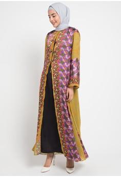 30% OFF Aira Muslim Butik Alyssa Etnick Dress Rp 475.000 SEKARANG Rp  332.500 Ukuran L XL ef9ddfc365