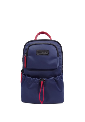 Goldlion blue Goldlion Classic Crossbody Bag - Navy DC555ACF9317DAGS_1
