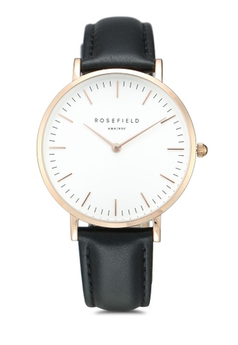 Rosefield black The Bowery White Black Rose Gold 3EEE9ACE0F11C2GS_1