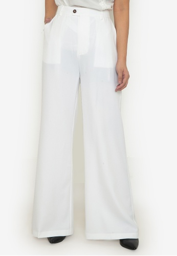 R.A.F. by Plains & Prints white Yard Pants 9086AAA972AAC7GS_1