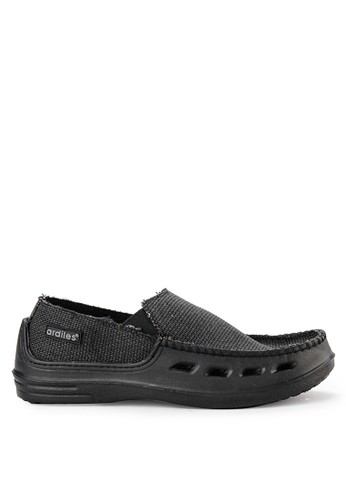 Ardiles black Piranty Slip On 1D661SHB93C180GS_1