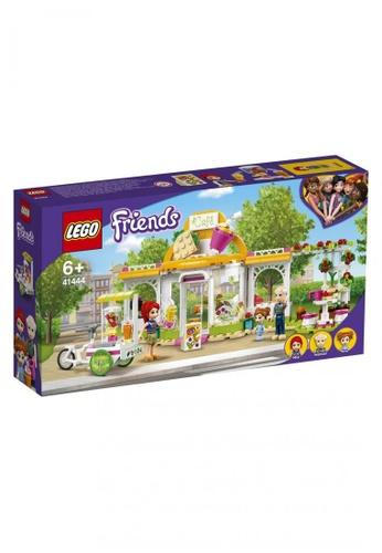 LEGO multi LEGO Friends 41444 Heartlake City Organic Café (314 Pieces) 6F4D2TH684D3D0GS_1