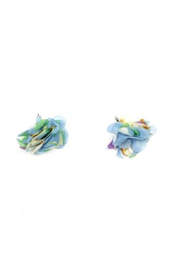HEY SWEETY multi Sweety Dusty Rose Earrings   HE303AC0JIIZPH_1