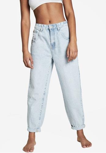 Cotton On blue Slouch Mom Jeans AC3DDAA1C16B4BGS_1