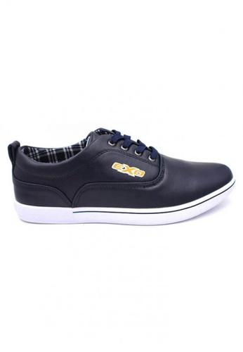midzone navy Fashion Sneaker MI949SH77XWGMY_1