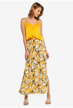 299025d532718c 20% OFF ICHI Marrakech Skirt S  59.90 NOW S  47.90 Sizes S M L XL