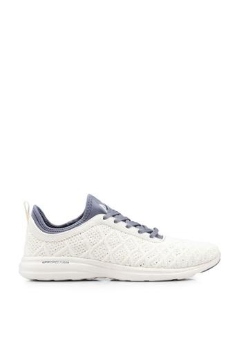 ea71d024b ATHLETIC PROPULSION LABS white Techloom Phantom Shoes 144F0SHB1FAD6DGS_1