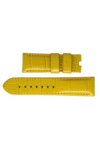 STRAPS yellow Straps-Leacrc-2422 ST324AC49QTYID_1