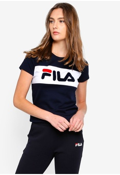 3f08f861abc5 Buy Fila T-Shirts For Women Online on ZALORA Singapore