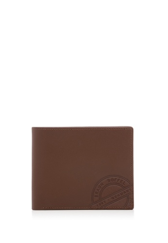 Braun Buffel brown Reynolds-F 10 Cards Wallet 40E78AC34E33C5GS_1