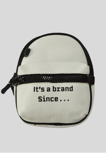 Osella white Osella Tas Perempuan Sling Bag White B94D4AC6CAADB9GS_1