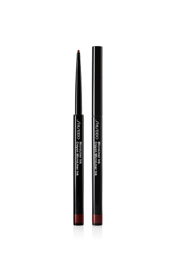 Shiseido purple Makeup MicroLiner Ink,03 Plum A0F67BE3B9C94EGS_1