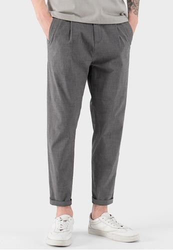 HAPPY FRIDAYS Thin Linen Casual Pants AP-J2218 ED50BAAFE274A5GS_1
