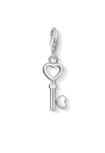 """THOMAS SABO silver Charm Pendant """"Key"""" EE4B8AC386516AGS_1"""