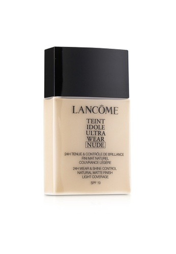 Lancome LANCOME - Teint Idole Ultra Wear Nude Foundation SPF19 - # 010 Beige Porcelaine 40ml/1.3oz 21E99BE84B5A01GS_1