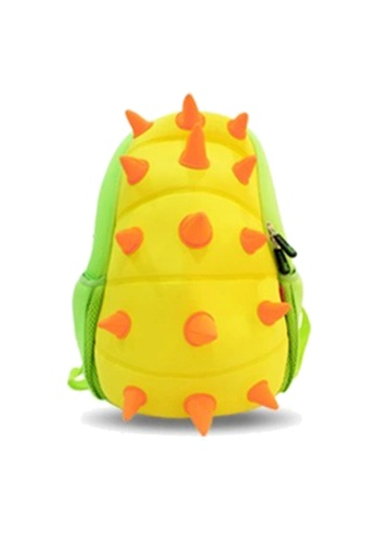 Nohoo green Nohoo Kids Backpack Spiky (Green) 319F5KC4FC6D8AGS_1