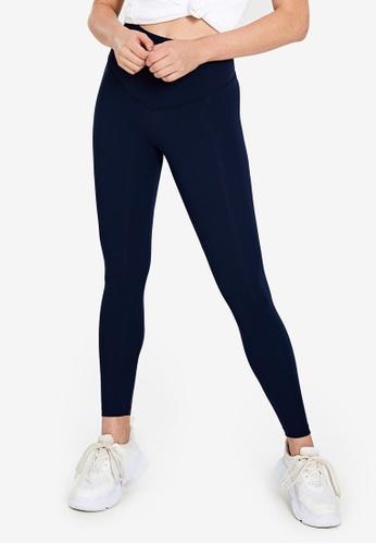 LC Waikiki 海軍藍色 緊身褲 99977AA1EB04A8GS_1