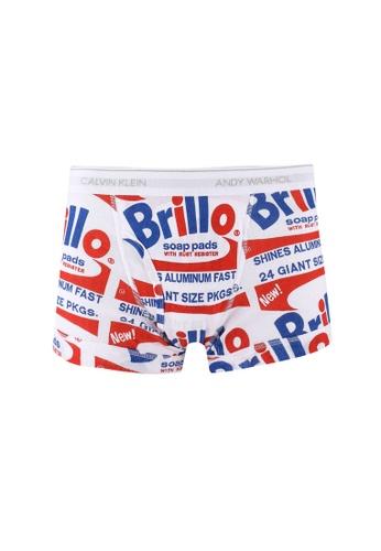 Calvin Klein brown Trunks - Calvin Klein Underwear E94EAUSF60C5F0GS_1