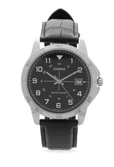 Analog Watch MTP-V008L-1B
