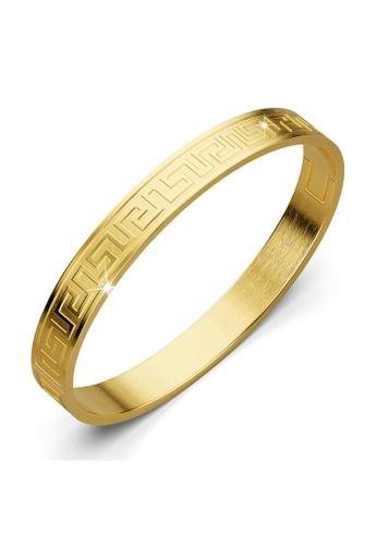 Bullion Gold gold BULLION GOLD Leonardo Bangle Gold D1E8FACA2BB0F7GS_1