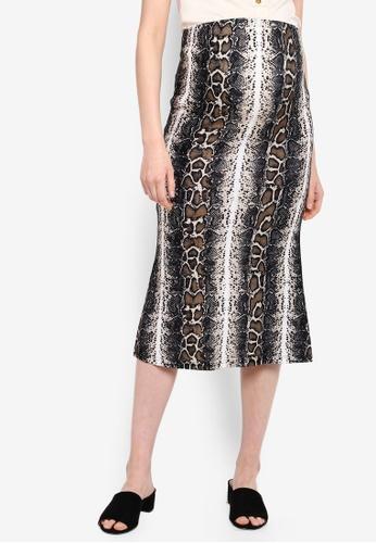 64fd3b579dc Shop Mama.licious Maternity Dipsy Jersey Midi Skirt Online on ZALORA  Philippines