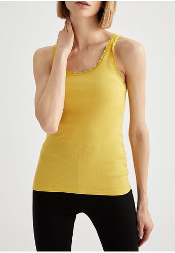 DeFacto yellow Woman Underwear Athlete 9A999AA0AD3714GS_1