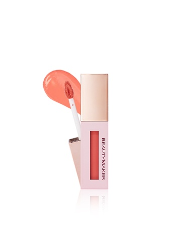 BEAUTYMAKER orange BeautyMaker Water Glossy Lip Stain Orange Rambling 2FE0CBE76DCC8AGS_1