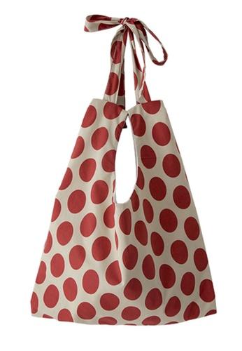 Sunnydaysweety multi College Style Cute Polka Dot Bag Ca21051312 D5B56AC90824BDGS_1