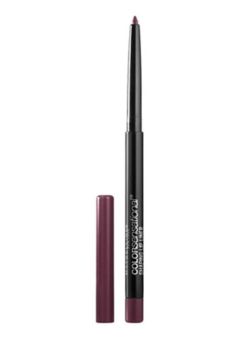 Maybelline red Maybelline Color Sensational Lip Liner Rich Wine 11E12BE39C03EEGS_1