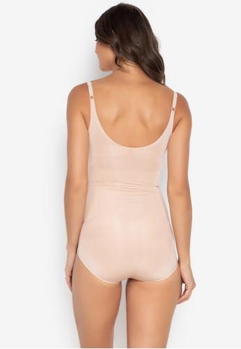 1ca8cd57eb Shop Spanx Oncore Openbust Panty Bodysuit Online on ZALORA Philippines