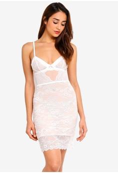 d635162e7d DORINA white Fleur Nightie 2932AAACFA36EAGS 1