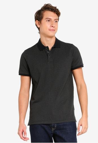 Abercrombie & Fitch black Core Polo Shirt 8FCFCAA5595108GS_1