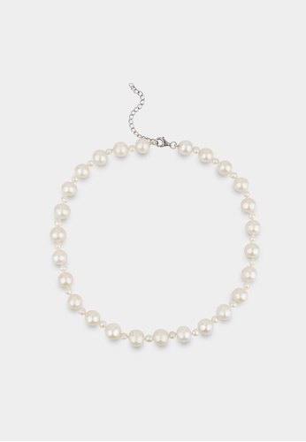 monojewelry THE CONTEMPORARY PEARL NECKLACE 333C5ACB79DAD7GS_1