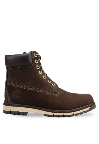 Timberland brown Radford 6 Inch Waterproof Boots 2BA94SH10E6952GS_1