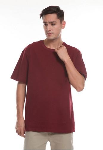 Michael Schumacher red Basic T-shirt Oversized Unisex CC12FAAD0510DAGS_1