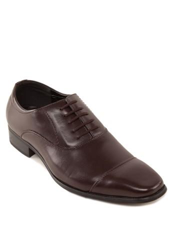 繫帶esprit門市仿皮方頭牛津鞋, 鞋, 皮鞋