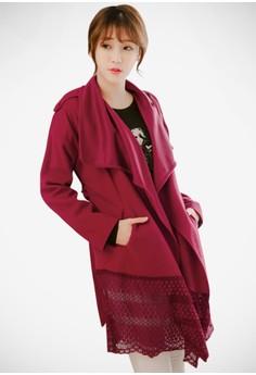 Femme Elegance Charming Coat