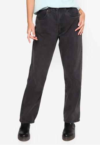 Cotton On black Dad Jeans 3F600AAFDA804FGS_1