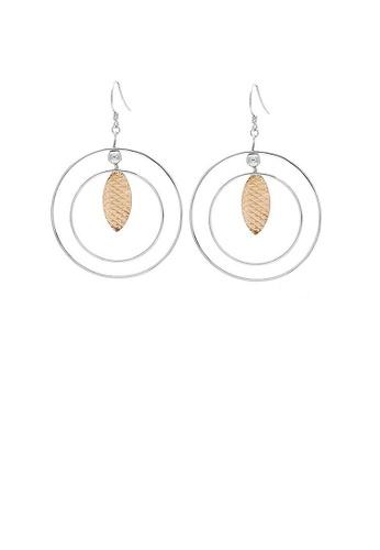 Glamorousky silver 925 Silver Earrings 1A198AC27FEB47GS_1