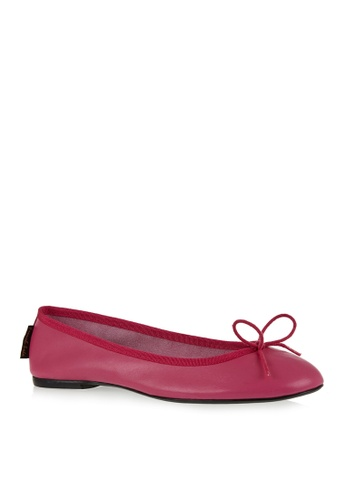 Covet pink French Sole Classic Ballet Flats CO331SH60RSHPH_1