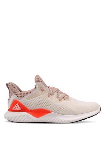 adidas grey adidas alphabounce beyond m AD372SH0SUKVMY_1