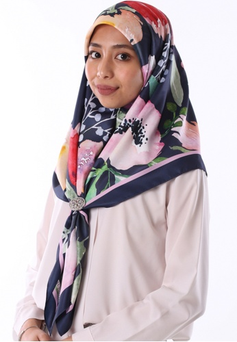 Al Hayaah Brunei pink and purple and multi Exclusive Vera F8935AA7F05759GS_1