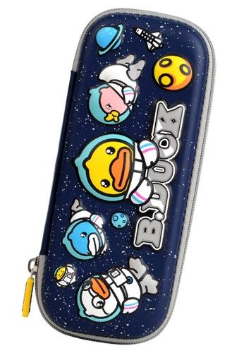 Yome navy YOME Pencil Case Duckie 9D74DKC3EFA9AFGS_1