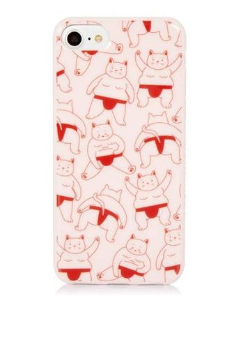 best service df745 92a75 Sumo Cat Case - Iphone 6/6S/7 & 8
