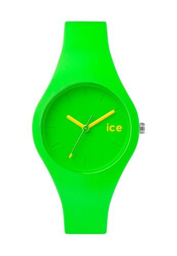 Ice Ola 矽膠中性圓錶, 錶類, 飾品配esprit台灣件