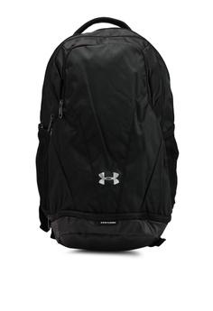Under Armour black Team Hustle 3.0 Backpack 0C96FAC4CBC3ADGS 1 ff3582da31