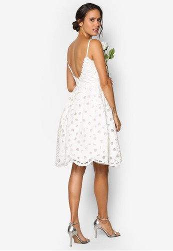 Iona 蕾絲細肩帶洋裝, 服飾, 洋esprit 品牌裝