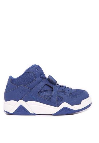 FILA blue CAGE 3Q Sport Shoe D4155SH26580C2GS_1