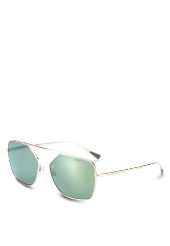 8070f757ac3a Buy Emporio Armani EA2053 Sunglasses Online on ZALORA Singapore